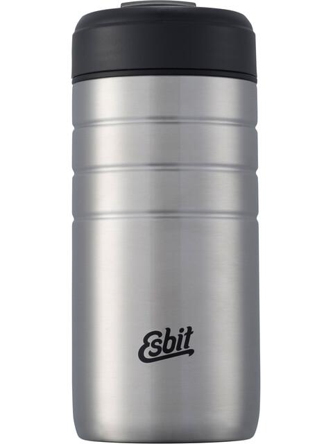 Esbit Majoris Drikkeflaske 450ml sølv